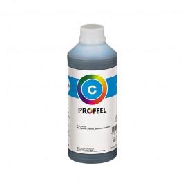 Tinta pigmentada InkTec para HP Officejet Pro 8000 / 8100 / 8500 / 8600 | Frasco de 1 litro | Modelo H8940-01LC | Cor Cyan